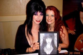 Elvira .. my idol...