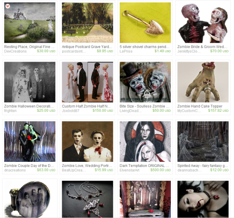 Etsy Treasury: Emortal Love