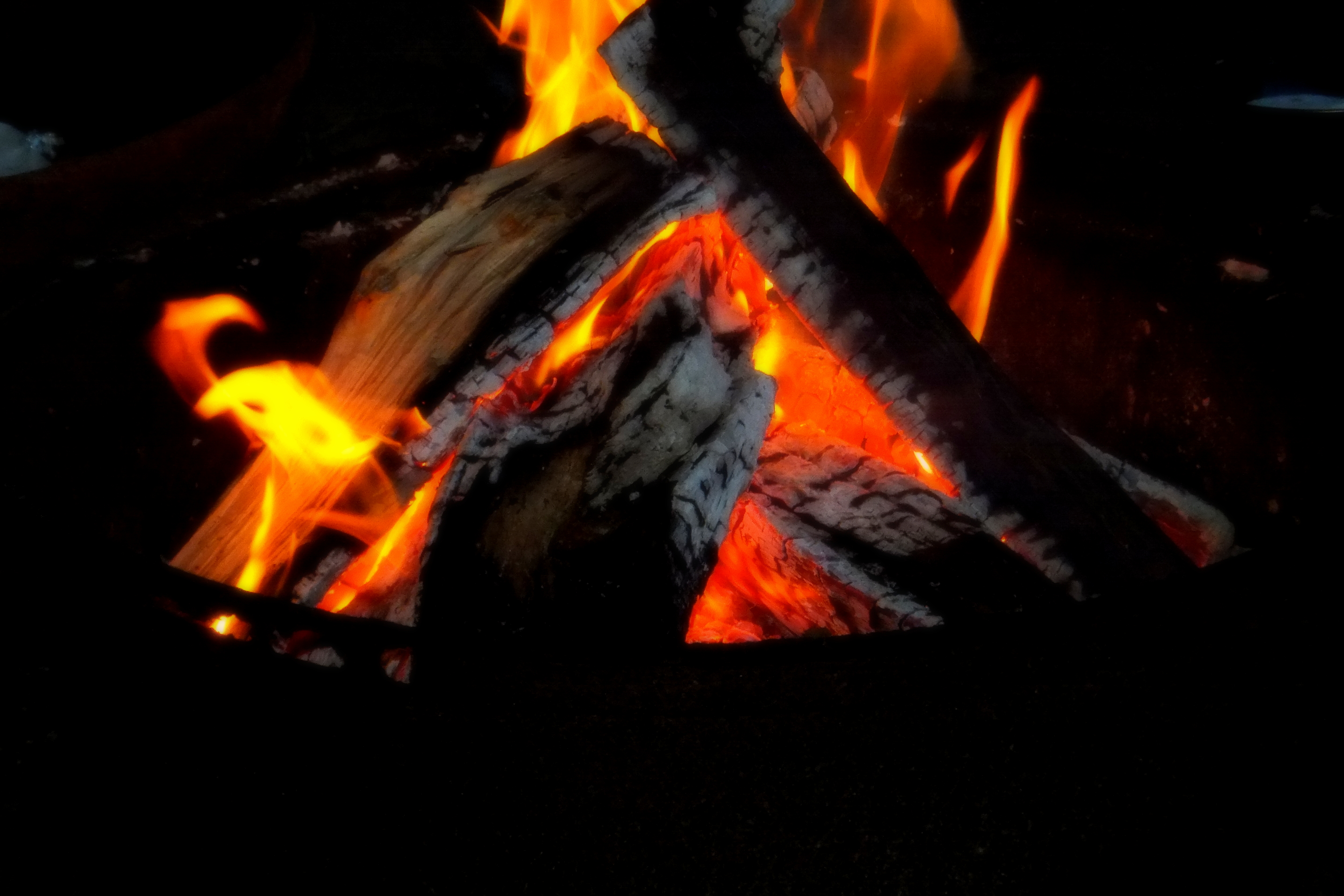 Reflections: Campfire