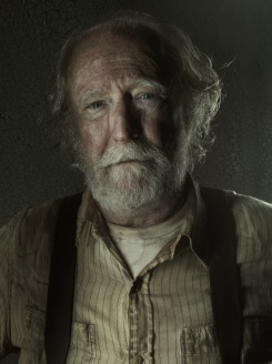 Walking-Dead-Season-3-Portraits-Hershel-Greene