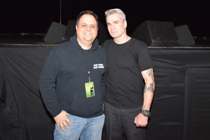 Rollins + Mike Meet and Greet