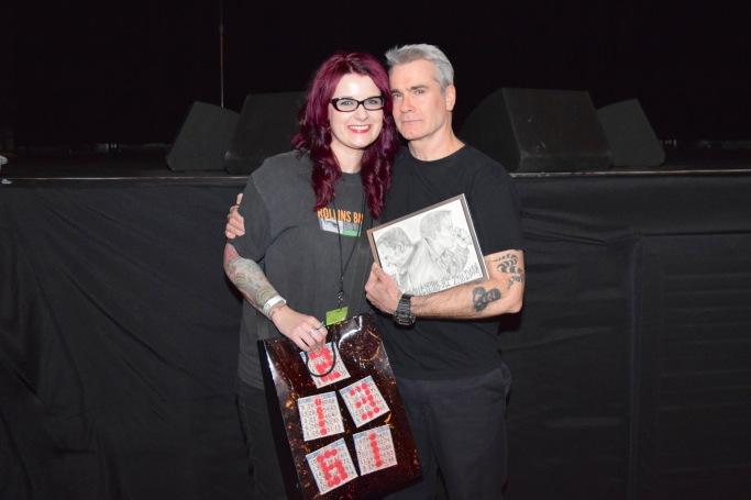 Rollins + Nicole Meet and Greet