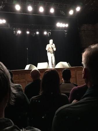 Rollins Spoken Word Live