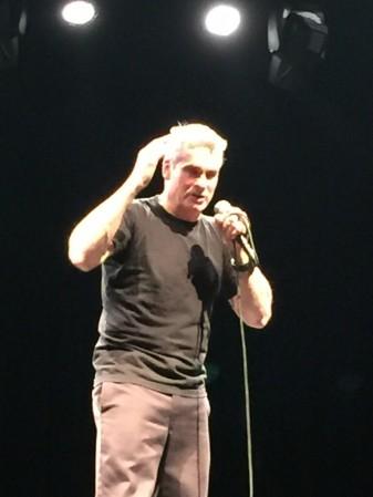 Rollins Spoken Word Live Zoom