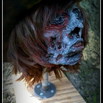 Carl Grimes Zombie 3b