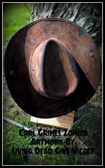 Carl Grimes Zombie 7