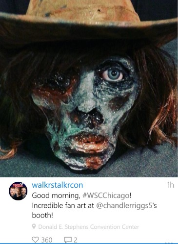 wsc carl zombie posted