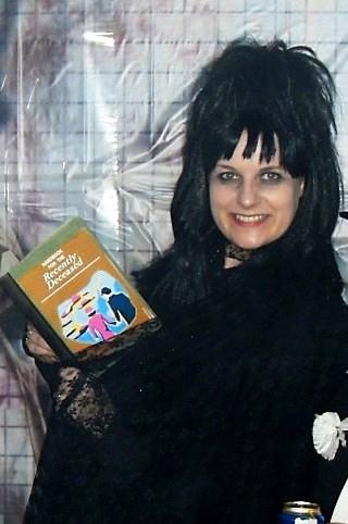 Living Dead Girl Nicole as Lydia Deetz - Halloween Costume
