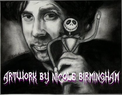 What Nightmares Are Made Of Portrait By Living Dead Girl Nicole