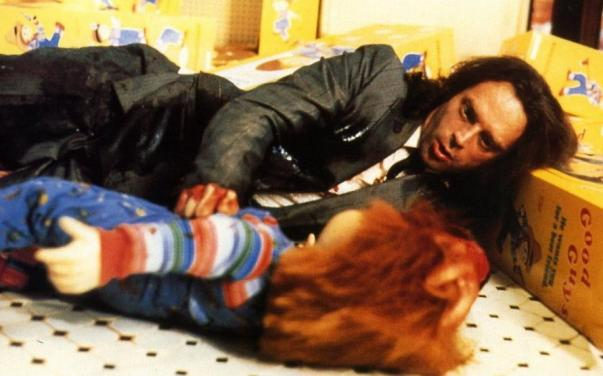 Charles Lee Ray Brad Dourif Childs Play