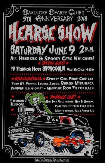 hearseshow