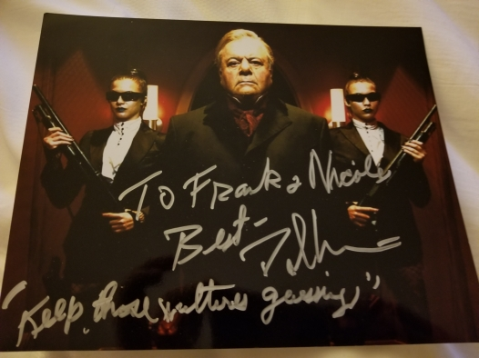 2018-11-16 Days Of The Dead Paul Autograph
