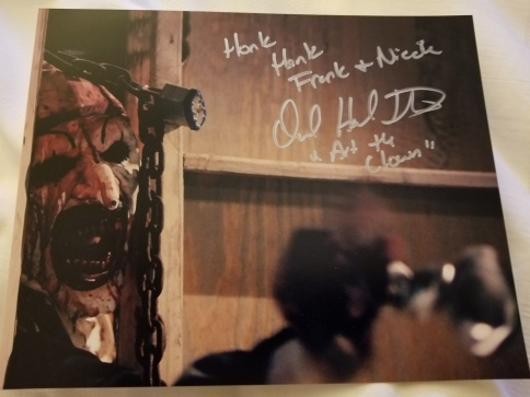 2018-11-17 Days Of The Dead David Autograph