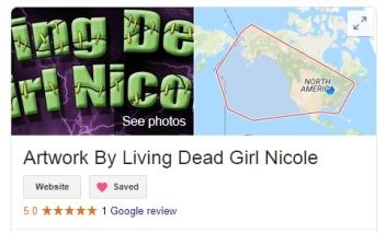 living dead girl nicole google